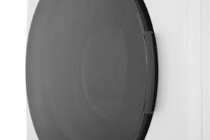 Чёрный люк с покрытием PC Cover